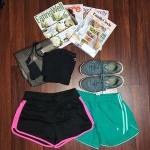 Danskin Shorts, NWOT, Small